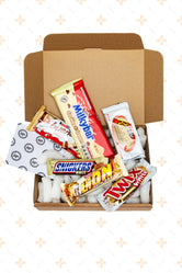 HYPE ALL WHITE CHOCOLATE TREAT BOX - SMALL