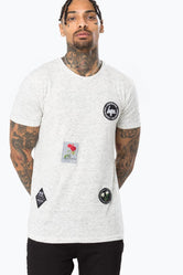 HYPE ASH PATCH MEN'S T-SHIRT