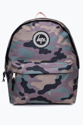 HYPE CAMO BACKPACK