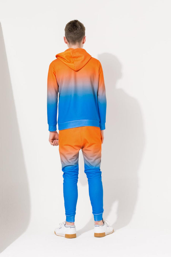 HYPE ORANGE FADE KIDS JOGGERS