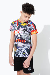 HYPE COLLAGE KIDS T-SHIRT
