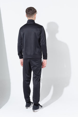 HYPE BLACK SLIM KIDS TRACKSUIT