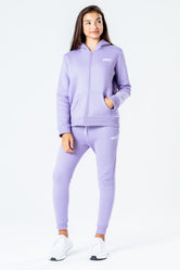 HYPE LILAC KIDS TRACKSUIT SET