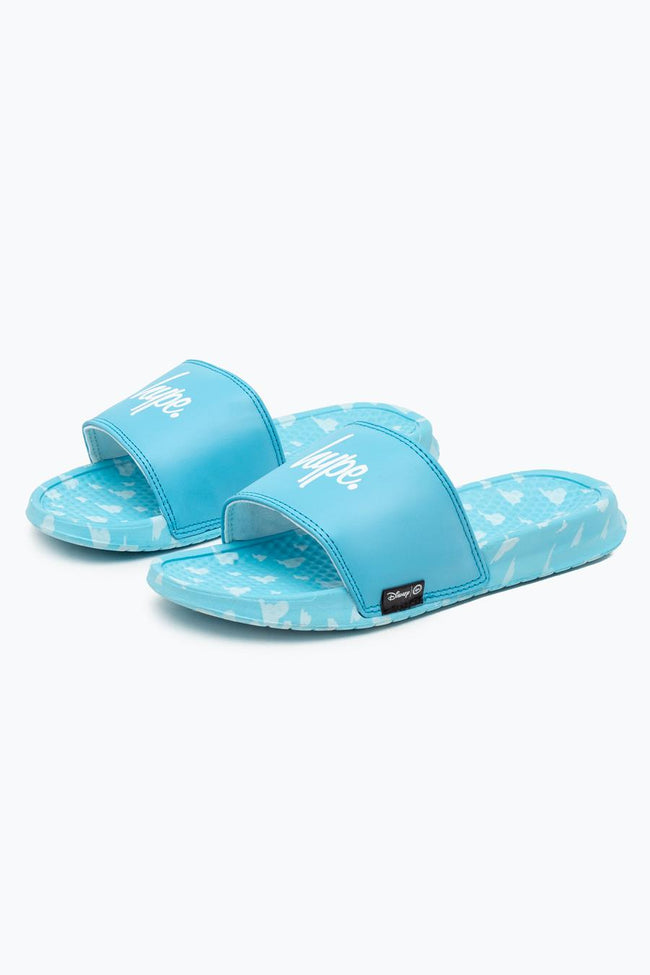 HYPE TOY STORY BLUE CLOUDS KIDS SLIDERS