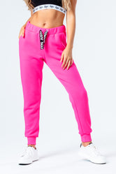 HYPE HOT PINK WOMEN'S SKINNY JOGGERS