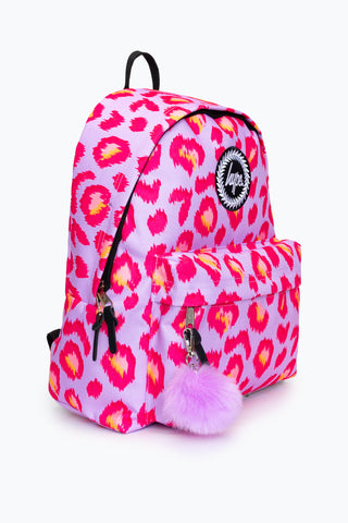 HYPE PARTY LEOPARD BACKPACK