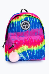 HYPE RAVE TIE DYE BACKPACK