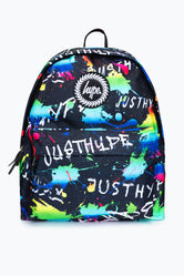 HYPE PAINT SPLAT GRAFFITI BACKPACK