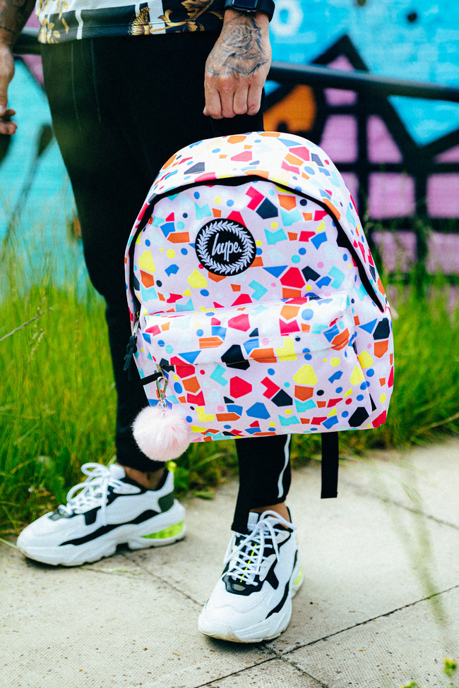 HYPE GEO GRANIT SHAPES BACKPACK