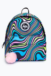HYPE WAVEY RAINBOW BACKPACK