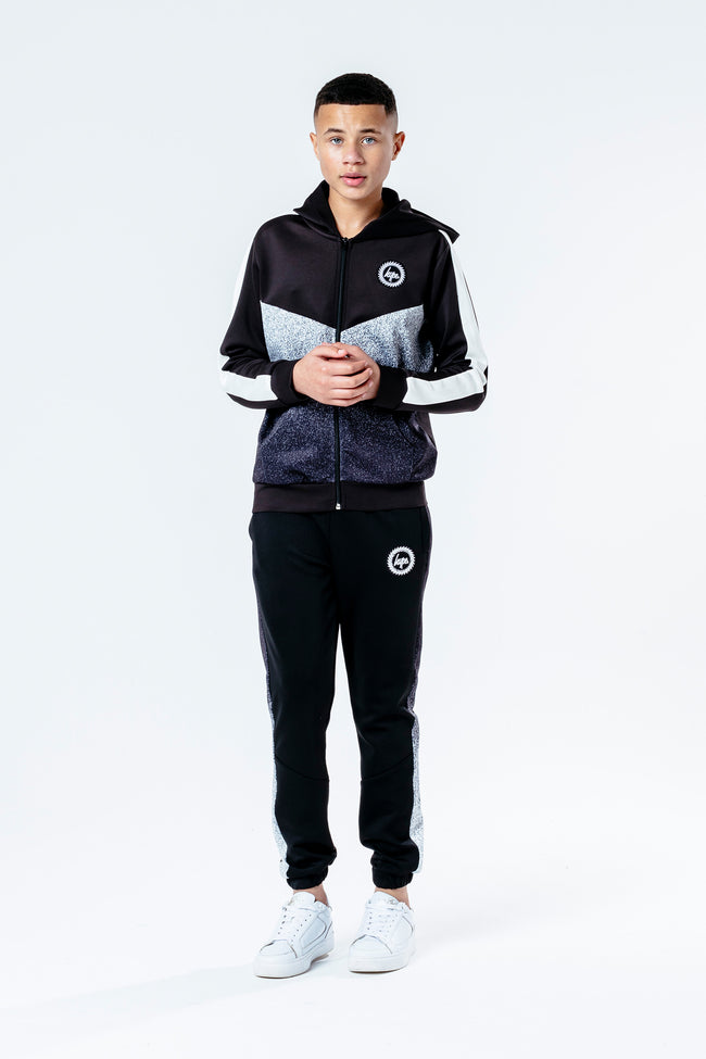HYPE SPECKLE FADE KIDS TRACK JACKET