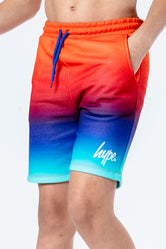 HYPE MINT FADE KIDS SHORTS