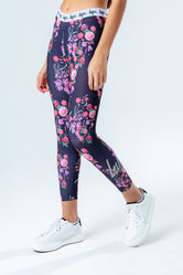 HYPE DITSY FLORAL KIDS LEGGINGS