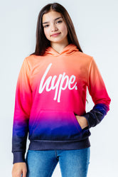 HYPE MIAMI FADE KIDS PULLOVER HOODIE