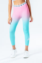 HYPE DRUMSTICK FADE KIDS LEGGINGS