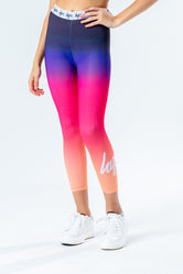 HYPE MIAMI FADE KIDS LEGGINGS