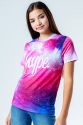 HYPE PINK SYSTEM KIDS T-SHIRT