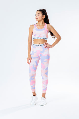 HYPE BABY CAMO KIDS LEGGINGS