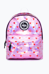 HYPE RED HEARTS BACKPACK