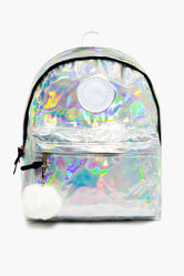 HYPE SILVER HOLO BACKPACK