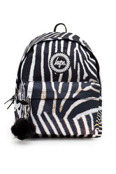 HYPE ZEBRA BACKPACK