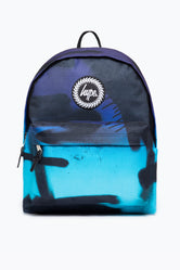 HYPE BLUE SPRAY BACKPACK