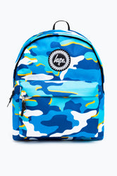 HYPE BLUELINE CAMO BACKPACK