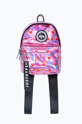 HYPE RED HEARTS MINI BACKPACK
