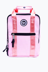 HYPE PINK BOXY MINI BACKPACK