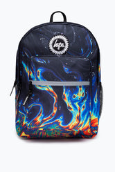 HYPE RAINBOW MARBLE UTILITY BACKPACK