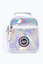 HYPE SILVER HOLO LUNCHBOX