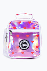 HYPE RED HEARTS LUNCHBOX