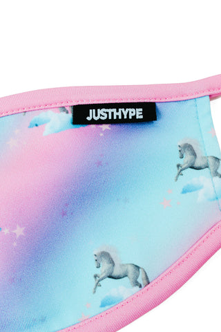 HYPE KIDS UNICORN DREAM FACE MASK