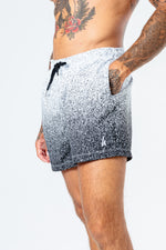 HYPE SPECKLE FADE MEN'S SWIM SHORTS