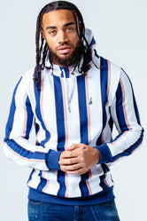 HYPE IBIZA STRIPE MEN'S PULLOVER HOODIE