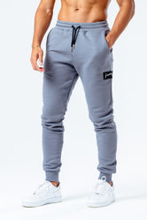 HYPE GREY INSIGNIA MEN'S JOGGERS