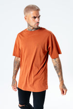 HYPE BRICK OVERSIZED MEN'S T-SHIRT
