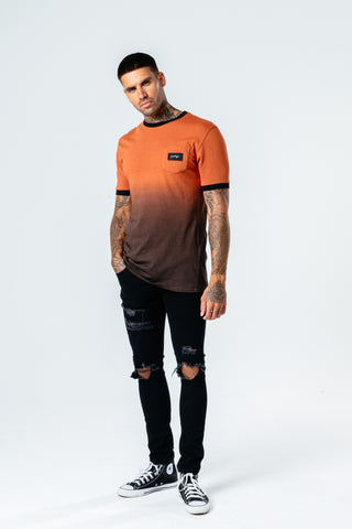 HYPE BRICK FADE MEN'S T-SHIRT