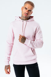 HYPE PINK DALSTON MEN'S PULLOVER HOODIE