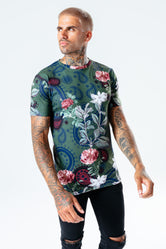 HYPE PAISLEY FIELD MEN'S T-SHIRT