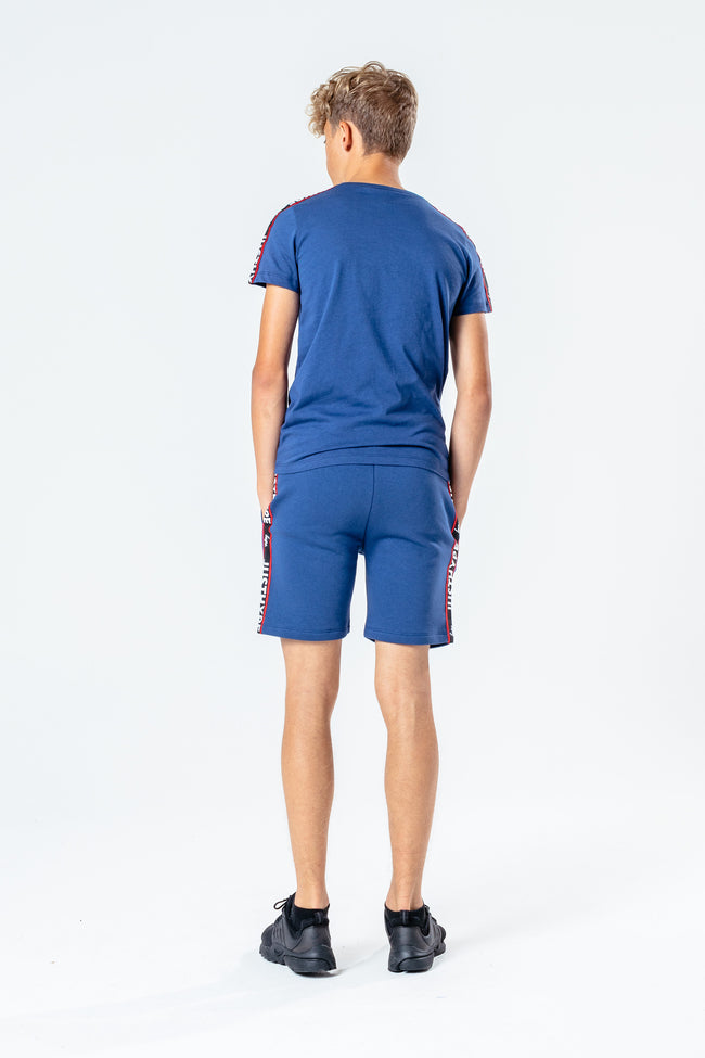 HYPE BLUE JH TAPE KIDS SHORTS
