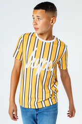 HYPE MANGO STRIPE KIDS T-SHIRT