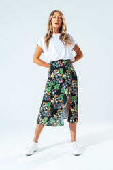 HYPE DITSY FLORAL WOMEN'S SKIRT