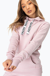 HYPE PINK WOMEN'S PULLOVER HOODIE