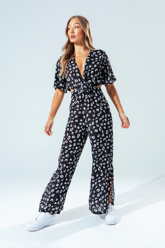 HYPE BLACK SPOT WOMEN'S JUMPSUIT