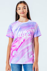 HYPE BABY MARBLE KIDS T-SHIRT