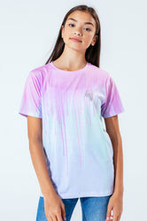HYPE PASTEL DRIPS KIDS T-SHIRT