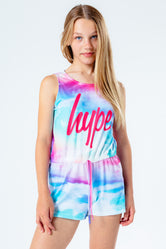 HYPE CLOUD FADE KIDS PLAYSUIT