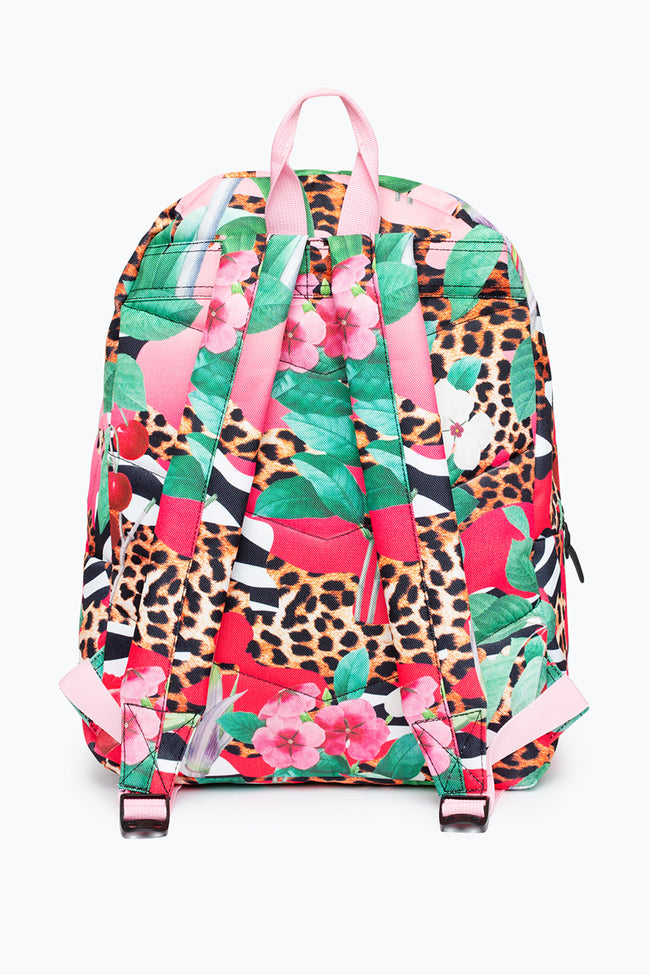 HYPE CHERRY JAGUAR BACKPACK