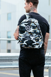 HYPE GOLD LINE CAMO BACKPACK